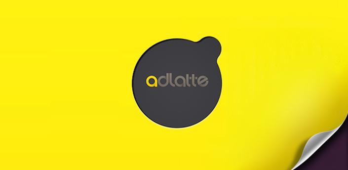 Aplicacion AdLatte