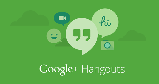Google HangsOuts