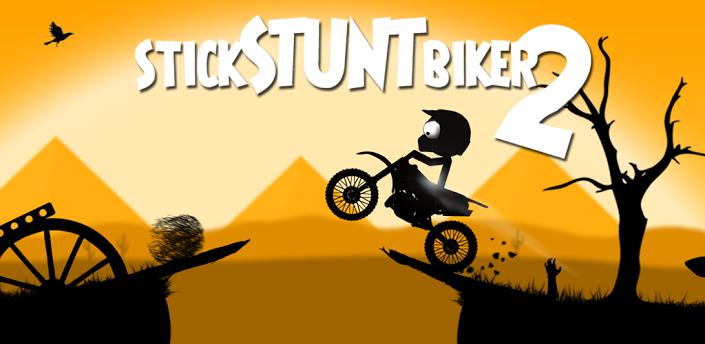 portada de Stick Stunt Biker 2