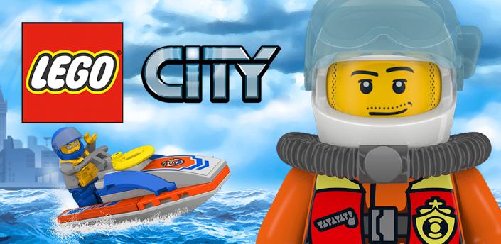 LEGO ® Rapid City Rescue