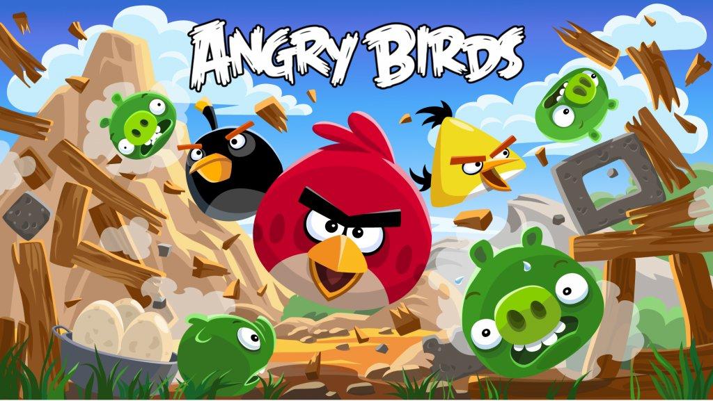 Juego AngryBirds