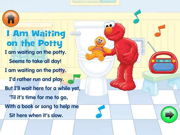 Juego Potty training