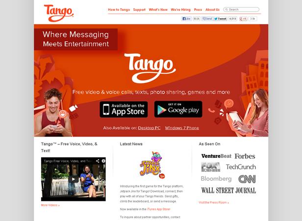 App TangoME
