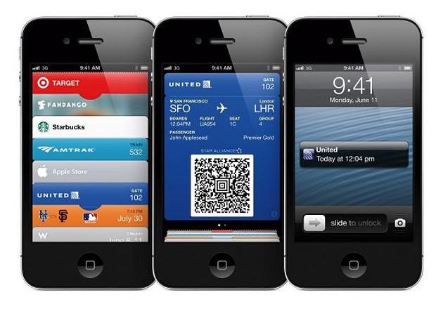 App Passbook entradas