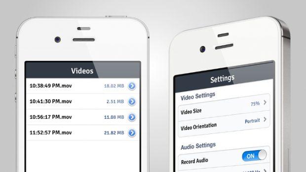 app xRec iOS