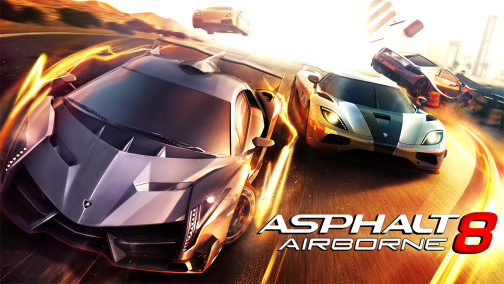 Asphalt 8: Airbone