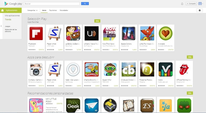 apps en google play