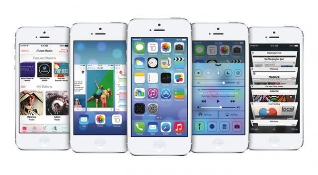 Nuevo iOS7