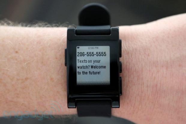 Reloj inteligente Pebble