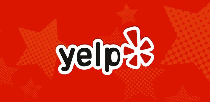 App Yelp para iOS