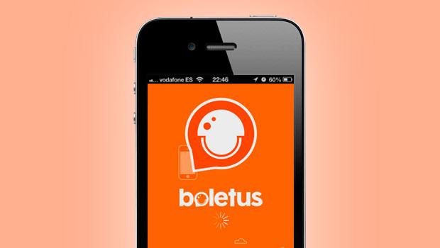 App Boletus iOS y Android