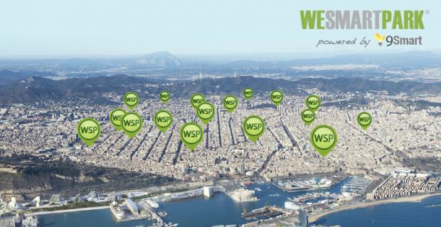 App wesmartpark
