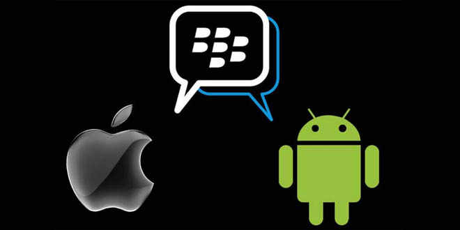 Logo BlackBerry Messenger