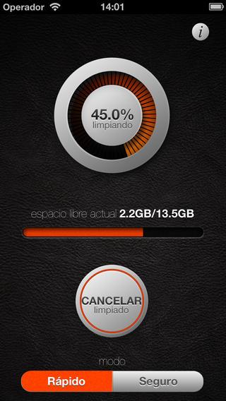 App iClean iOS