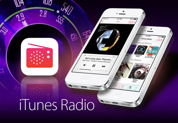 iTunes Radio App
