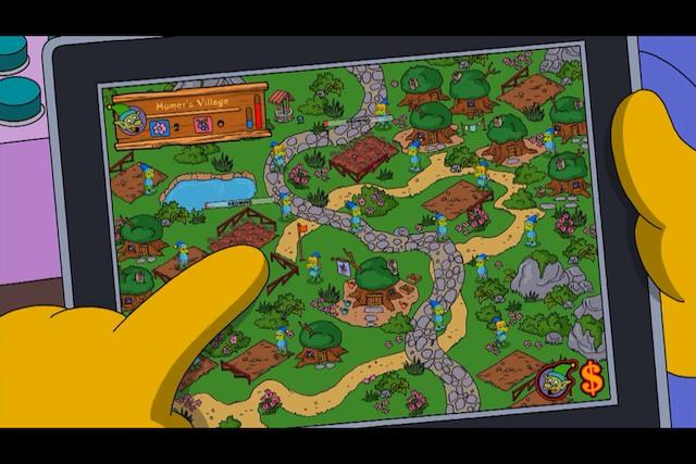 Juego Simpsons iOS