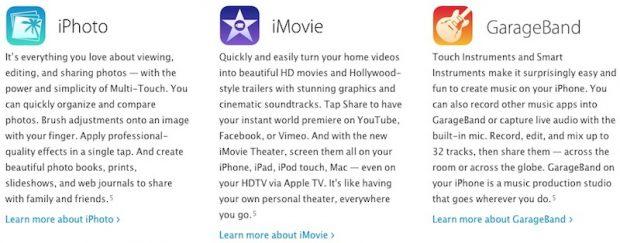 App iLife iOS