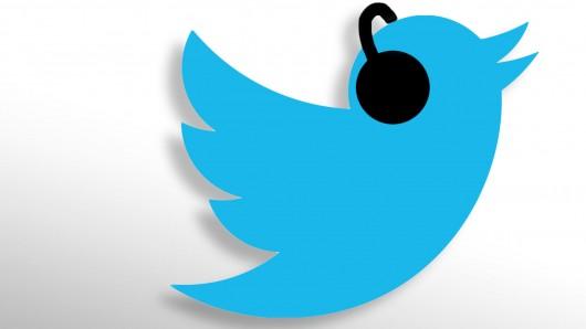 App twitter music