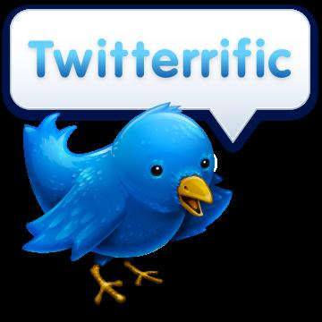 Herramienta Twitterrific 5