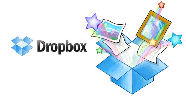 Logo Dropbox iOS