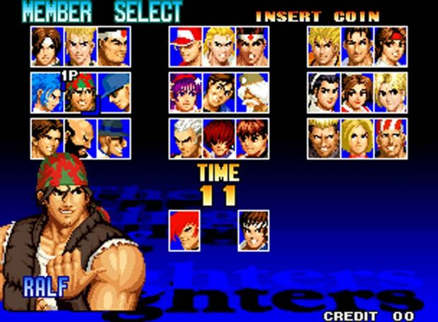 The king of fighters'97