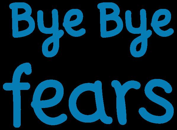 Logo Bye bye fears