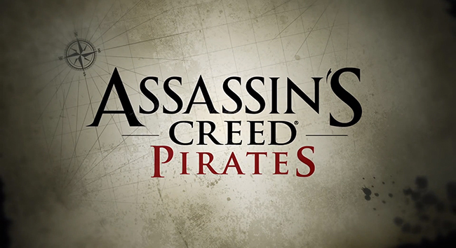 Juego Assasin's Creed Pirates