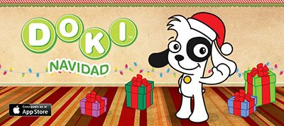 App Doki Navidad