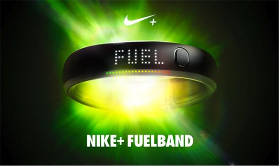Pulsera Nike+Fuelband