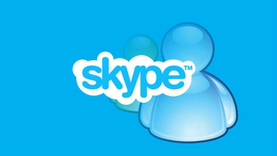 Logo Skype llamadas