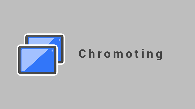 App Chromoting Google