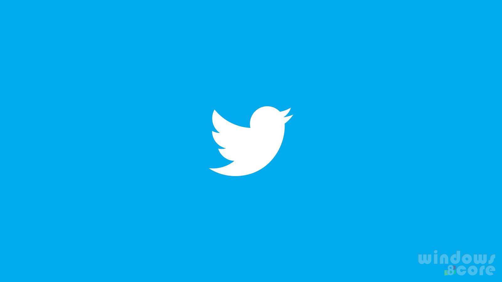 App Twitter actualización