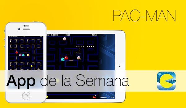 App juego PAC-MAN