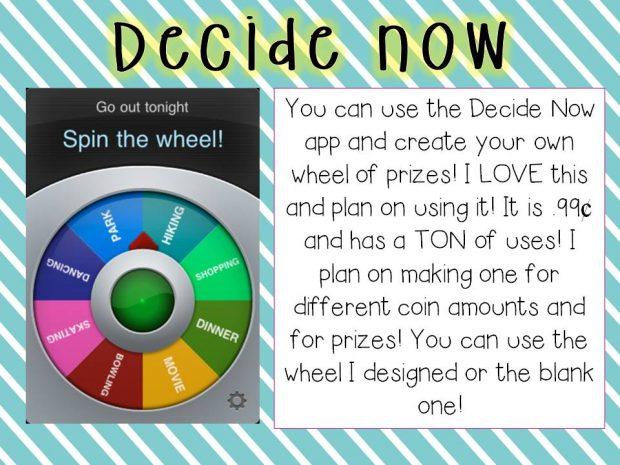 App Decide Now!