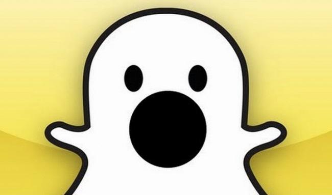 App snapchat iOS
