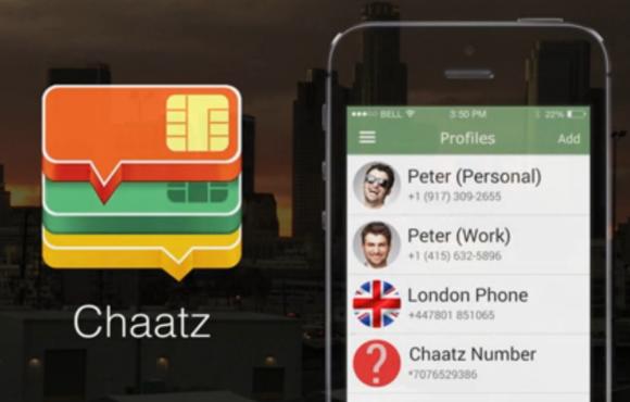 App Chaatz iOS