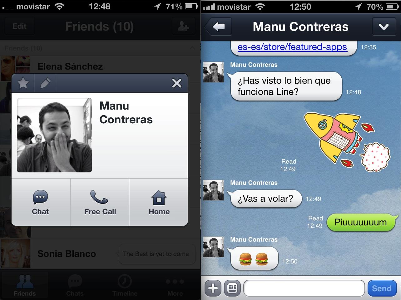 delaware chat line