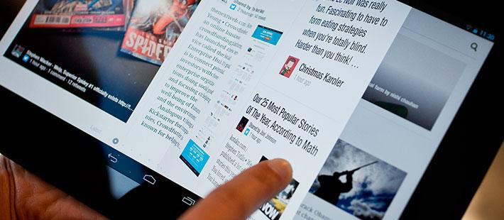 Nueva app Paper