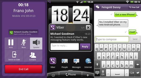 App Viber compra