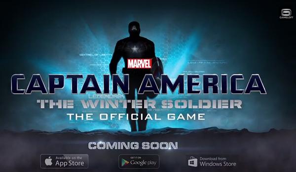 App Capitán América