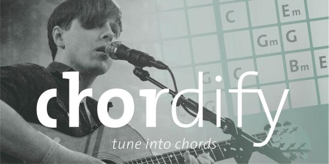 App Chordify Deezer