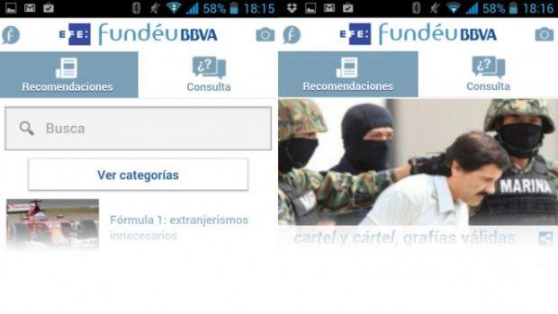 app Fundeu BBVA