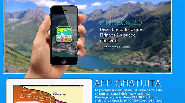 App Pirineos 2.0