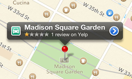 App Apple Maps