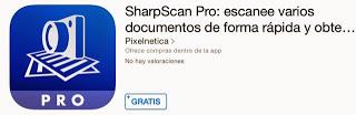App SharpScan