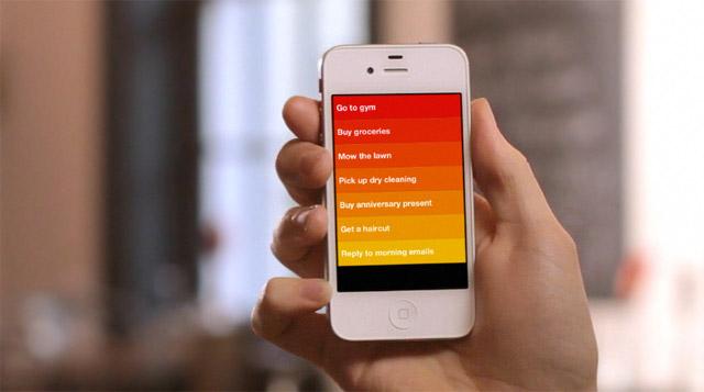 App clear iOS