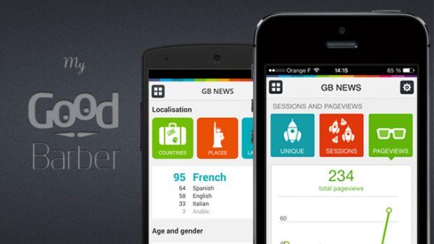 Logo app goodbarber