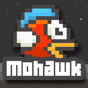 Mohawk bird iOS