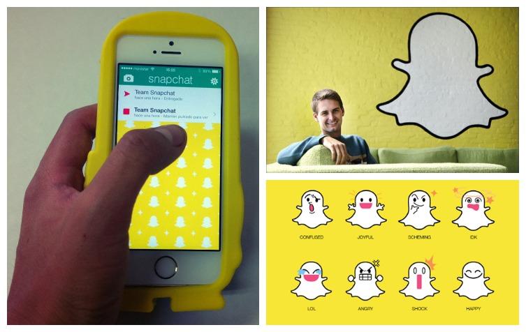 App snapchat actualización