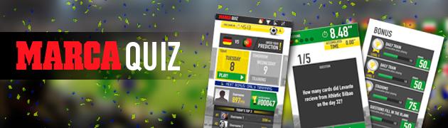 App Marca quiz